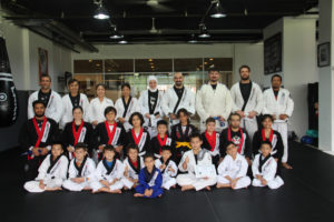 Brazilian Jiu Jitsu Training & Muay Thai Boxing Academy | Best BJJ School